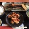 高円寺純情商店街 ザンギと魚が食べれる 蝦夷雷鳥 のランチ