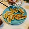 餃子パーティー✦クロワッサン餃子&【マツコの知らない世界】で紹介されたレシピで作った餃子
