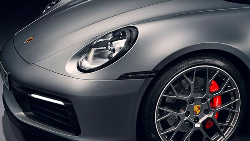 「進化論」が味わい深い新型ポルシェ 911 カレラの試乗