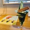 夏季限定!濃厚バニラとわらび餅のコラボ!敷島堂の和スイーツ「ソフトわらピ」を食べてみた。