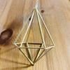 ヒンメリ 十二面体の作り方