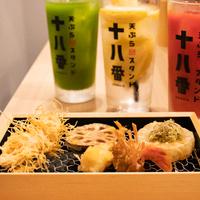 【金沢】片町スクランブル交差点すぐそばに「天ぷらスタンド 十八番(おはこ)」がオープン!【NEW OPEN】