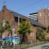 大阪散策 木津川沿いを歩く―大正橋・松島公園・川口基督教会