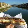 冬のイタリア「ひとりで滞在するフィレンツェ旅!幸せな大晦日は、大理石とパン屋さんのピザ」