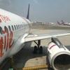 WE044 BKK/KKC A320-200 thaismile