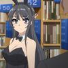 秋アニメ「青春ブタ野郎はバニーガール先輩の夢を見ない」が面白すぎる!