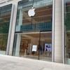 Apple Storeが27日まで休業です……