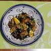【ケララ料理レシピ】酒呑みにおすすめ!ナスのペッパーフェンネル炒め