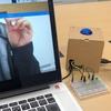 AIY Voice Kit + Web カメラで画像を表示しながら写真を撮る