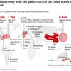 中国のプロパガンダに加担する毎日新聞「池袋中華街構想」をアピール