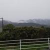 九州筑後耳納連山か?