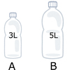 【第4回クイズ大会】3リットルと5リットルの水が入る容器をつかって4リットルをつくってください!