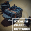 B2Five / ACIDRAIN:WAVE3SP_01 STEALTH CHAPEL HETT600e