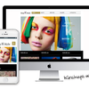 Kirakuya web のWEB制作、ヘッダー制作、名刺制作の技術でビジネスを加速させる