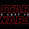遂に正式タイトル決定、『スター・ウォーズ: ザ・ラスト・ジェダイ』(Star Wars: The Last Jedi)は2017年12月15日公開予定!