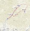兵庫県宍粟市の植松山(1191.1m)