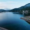 阿木川湖(岐阜県恵那)