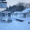 2/21 吹雪の富良野線・根室本線駅めぐり