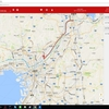 Acty-G1/G2 GPSトラッキング性能を簡単に試す方法