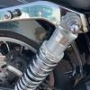 FXDL OHLINS サスペンション タンクアップ