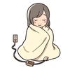 冬に備えて、電気毛布を用意しよう