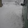 丸一日雪降りです(yahoo編集版)