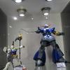 ガンダムベース福岡/宇宙世紀シリーズの展示の数々・・・