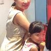 カミさんの希望でラーメン二郎西台駅前。娘は「大盛り食べたい」と強気の発言。