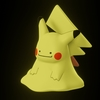 メタモン(ピカチュウ)のモデリング【Blender #460】