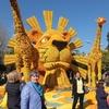 マントン・レモン祭り(fete du citron)に行ってきました【南フランス観光おすすめ情報】