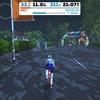 Zwift - Tour de Zwift: Stage 7 - Long Distance > 20分走