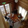 軽井沢のログハウスに泊まってみた(ウルベビレッジ)