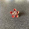 4歳でも作れる!折り紙で作る【梅の花】【桜の花】