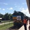 キュランダ列車の旅