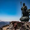 【七変化】岩と鳥居の連続 男体山へ日帰り登山へ行く(2017年5月20日)