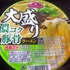 TV 大盛り 濃コク豚骨ラーメン 105−6円