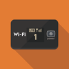 Wi-Fiの電波状況を見れる無料アプリで電波状況を調べてみる