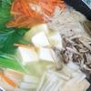 重曹で豆腐鍋