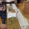 5年生:図工 立ち上がれ!LINEアート 完成へ