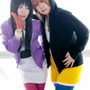 弥也さん&はるさん(NO,Thank You!@けいおん!!) 2012/3/25テレコムセンター アペンド的な