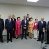 9日から11日まで、人口問題対策特別委員会視察で島根、練馬区、埼玉県へ