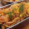 【1食52円】カロリー半減!?痩せるトマトパスタ弁当レシピ~秘密は麺の半分がしらたき~