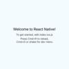 React NativeでiOSアプリをビルド