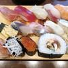 回らない寿司を食べてきた