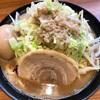 新宿の壱角屋で味噌ラーメン♪♪