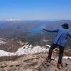 磐梯山のオモテとウラの一周の旅