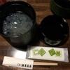 京都でイチオシのくずきり