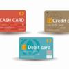 おすすめのデビットカードはコレ!クレジットカードと使い分けて節約する方法
