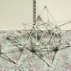 【Semiotics】数と図と法則~三角形の法則「立体六芒星」を実際つくってみる