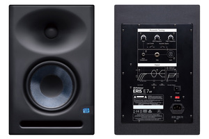 PRESONUSのスタジオ・モニターに6.5インチウーファー搭載のEris E7 XTがラインナップ
